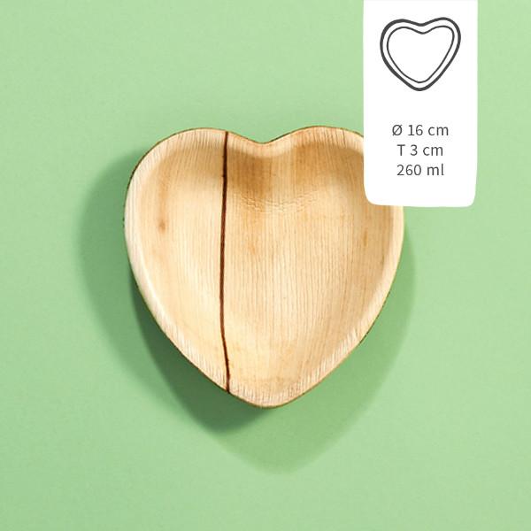 Herzteller Pabitra - 16cm